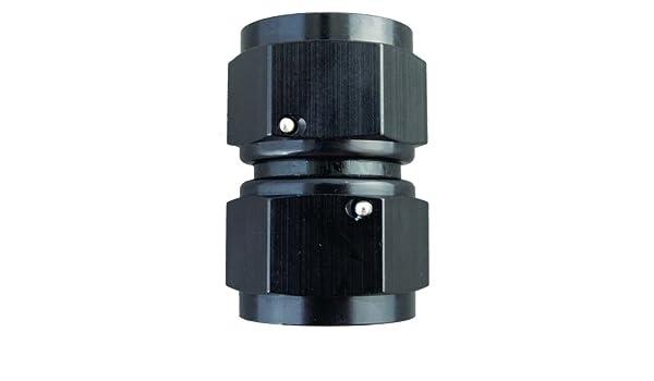 Fragola 496106-BL Black Size -6 Female Swivel Connector