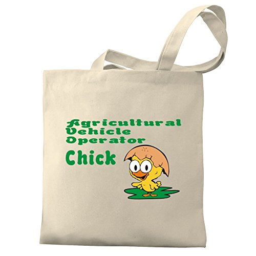 Canvas Eddany Tote Operator Bag chick Agricultural Vehicle Agricultural Eddany Y76qqU