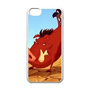 iphone5c phone cases White Disneys The Lion King cell phone cases Beautiful gifts PYSY9379373