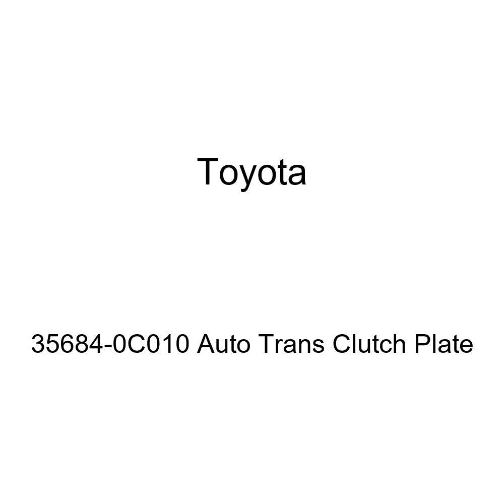 Toyota 35684-0C010 Auto Trans Clutch Plate