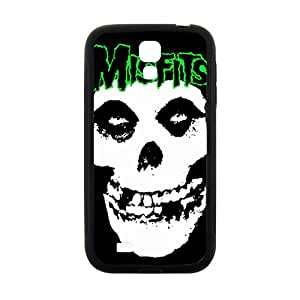 Custom Rock Band The Misfits tumblr Protective Case For Samsung Galaxy S4