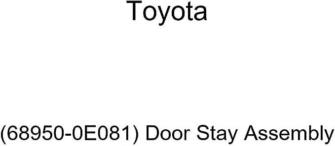Genuine Toyota 68960-0W532 Door Stay Assembly