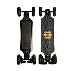 The Bamboo GTX series (X meaning Extras) combines the high performance attributes of the Carbon GT and morphs these features into a slick new looking Bamboo deck.   We overhauled the Bamboo GT deck with a massive lithium battery whilst fine ...