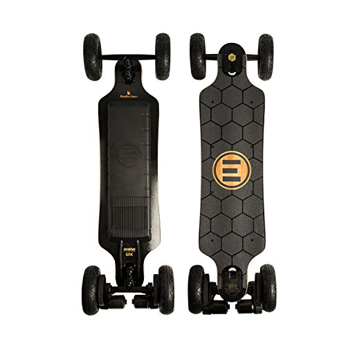 Evolve skateboards bamboo GTX