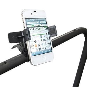 ChargerCity Übung Zyklus Crosstrainer Fitness Halterung für Apple iphone 6 5...