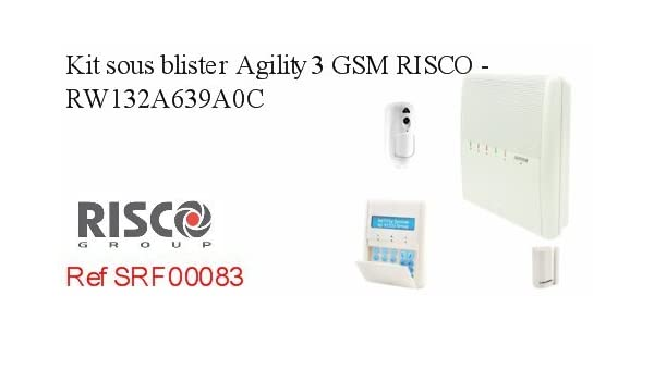 Kit bajo blister agility3 GSM Risco - rw132 a639 a0 C ...