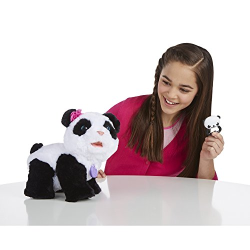 FurReal Friends Pom Pom My Baby Panda Pet by FurReal (Image #2)