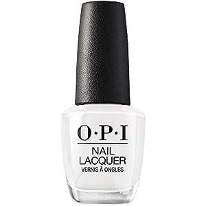 O.P.I Nail Lacquer, Alpine Snow, 15ml