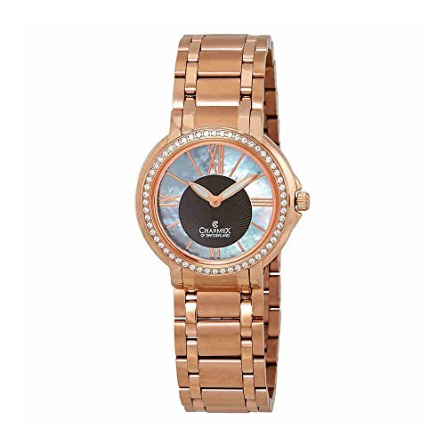 Charmex Malibu Crystal Ladies Watch 6421