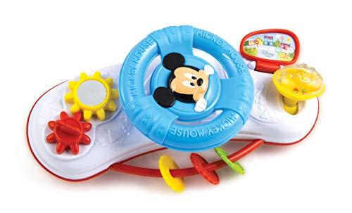 Disney Baby Activity Volante de Actividades, Baby Mickey, Multicolor, unica (Clementoni 17213)