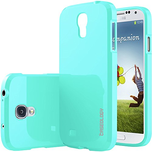 Galaxy S4 Case, Caseology [Daybreak Series] Slim Fit Shock Absorbent Cover Slip Resistant for Samsung Galaxy S4 - Turquoise Mint