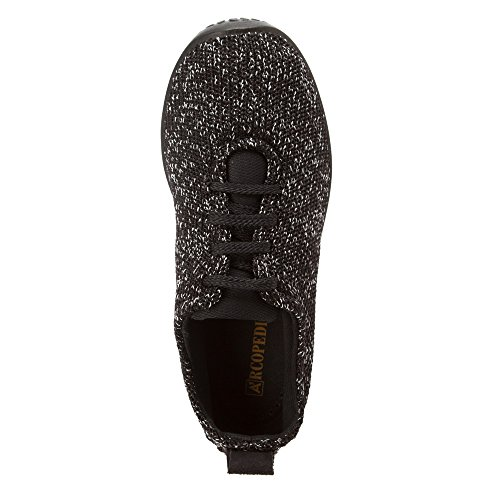 ARCOPEDICO nbsp;Tessuto Black Night 1151 Donna Starry Scarpe LS ZxZRHv