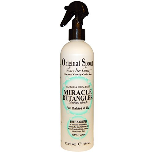 Original Little Sprout Inc, Miracle Detangler, For Babies...