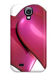 Adam L. Nguyen's Shop 1518161K52876708 Fashionable Galaxy S4 Case Cover For Cute Loves Protective Case