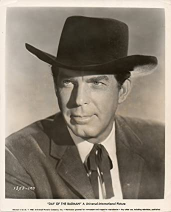 Image result for fred macmurray day of the bad man