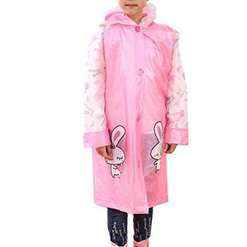 Dama De Rayas Para Inflable Sombrero Poncho Viento Agua Y Rosa Casual Transpirable Reflectante Niños Battercake Mochila Impermeable Con 1Pfq8w