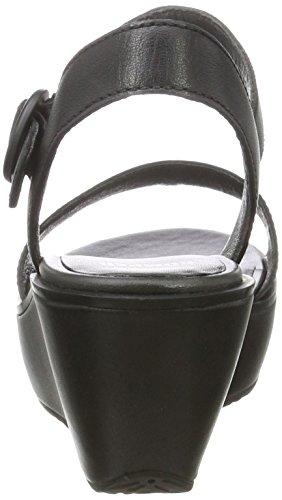 Negro Sandalias Tacones Damas Mujer Camper Black para 1 4RqBxwXC