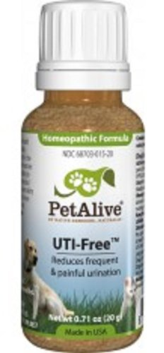 PetAlive UTI Free Cat Urinary Tract product image