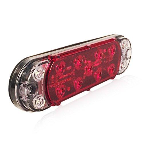 41hNEwnfXKL maxxima m85616r red white hybrid lightnings led oval stop tail maxxima m85416r wiring diagram at honlapkeszites.co
