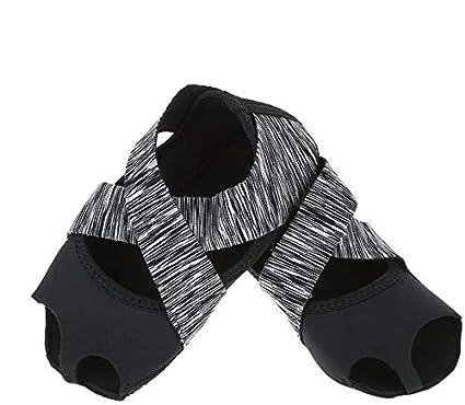 Calcetines de Yoga, Calzado de Mujer Calcetines Medias ...