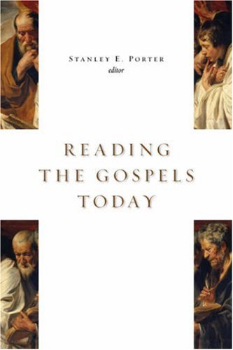 Download Reading the Gospels Today (McMaster New Testament Studies) pdf