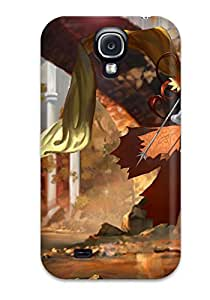 Miri Rogoff's Shop Best 4626633K42761090 Premium Elf Back Cover Snap On Case For Galaxy S4