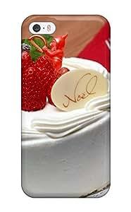 Cute Appearance Cover/tpu JflJlIy3617qKLjk Cake Case For Iphone 5/5s