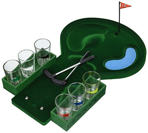 Kole Imports OD799 Golf Shots Drinking Game