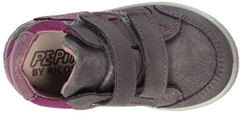 Fille Kimo Hautes Sneakers meteor Ricosta Gris sucre wHx6q