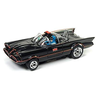 Auto World 1966 Batmobile Classic TV Series Electric Slot Car: Toys & Games