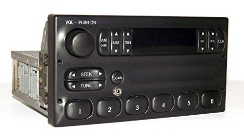 Ford Car & Truck Radio - 1995-1998 AM FM w Auxiliary Aux 3.5mm iPod Input - M100