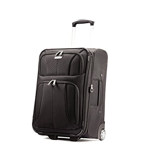 Samsonite Aspire Xlite Expandable Upright 21.5, Black