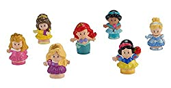 Fisher Price Little People Princess Figure Pack