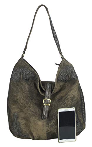 Women's 30 Dark Cm Brown 44x40x18 Domelo Shoulder Bag axSHTOT6q