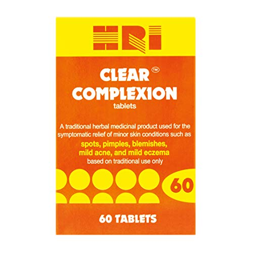 HRI Clear Complexion tablets (60 tablets)