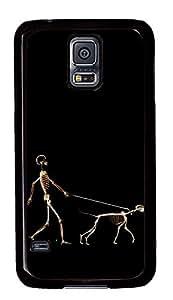 Samsung Galaxy S5 Amazing Funny PC Custom Samsung Galaxy S5 Case Cover Black