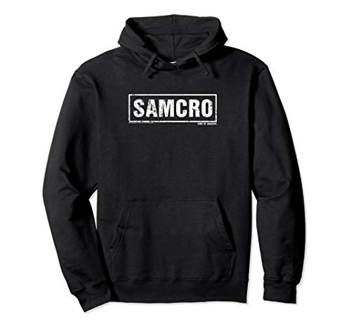 (Sons of Anarchy Samcro Pullover Hoodie)