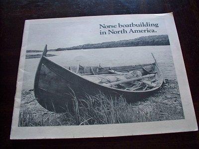 Norse boat building in North America