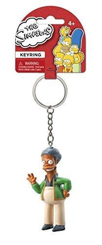 Monogram International Fox The Simpsons APU 3D PVC Key Ring