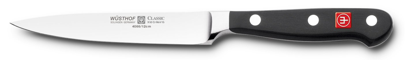 Wusthof Classic 4 1/2-Inch Utility Knife 4066-7/12 by Wüsthof