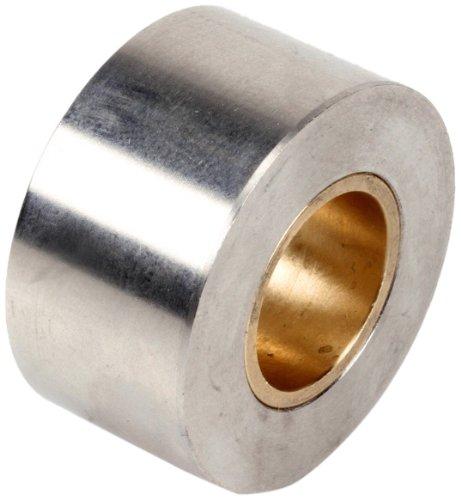 Nieco 6079  5/8 Inch Inner Diameter, 1 5/16 Inch Outer Diameter, stainless steel idler roller