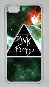 English Rock Band Pink Floyd Custom PC Transparent Case for iPhone 5C by LZHCASE by supermalls