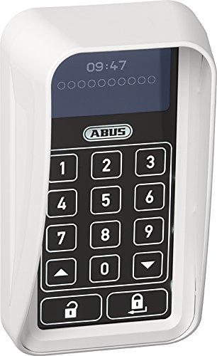 ABUS Hometec Pro Teclado de privacidad 73361 1/Pieza Plateado