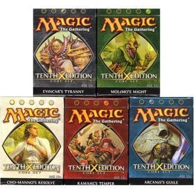 Amazon.com: Magic the Gathering: Core Set - Tenth - 10th - Edition ...
