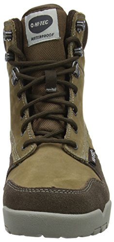 Hi-Tec Sierra Tarma I Waterproof, Botas de Senderismo Para Mujer Marrón (Brown/cool Grey)