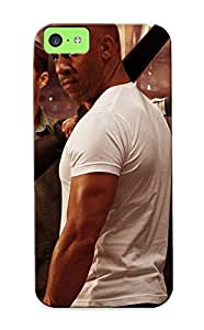 For Iphone 5c Fashion Design Fast Furious 6 Case-HVWHXVp3869cwYUc / Cover Specially Made For Thanksgiving Day's Gift