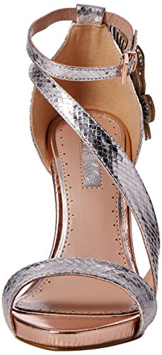 Miss KG Giselle - Tacones Mujer Beige (METAL COMB)
