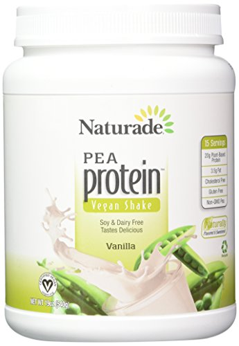 Naturade Protein Supplement Vanilla package