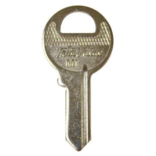 KABA ILCO M1-1092 Key Blank For Master Padlock & True Guard Padlock Master Padlock Key Blank