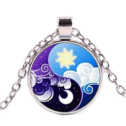 Fashion Necklace My Little Pony Necklace Pendant Glass